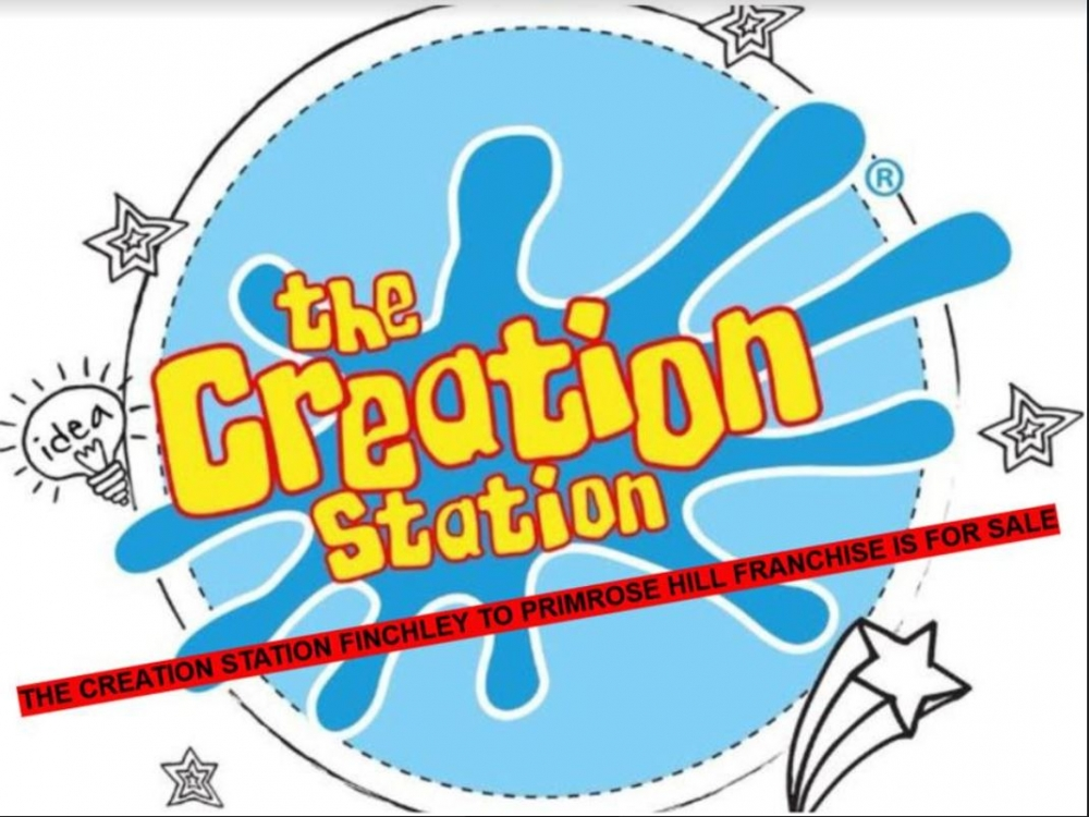 Business opportunity : the Creation Station Finchley to Primrose Hill franchise is up for sale! illustration