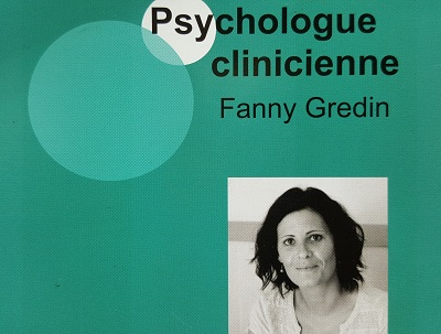 Psychologue clinicienne - Fanny Gredin illustration