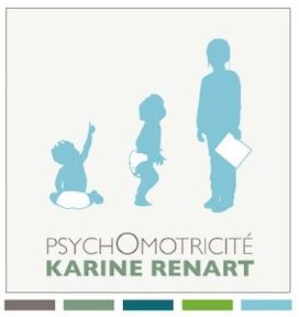 Psychomotricienne - Karine Renart illustration